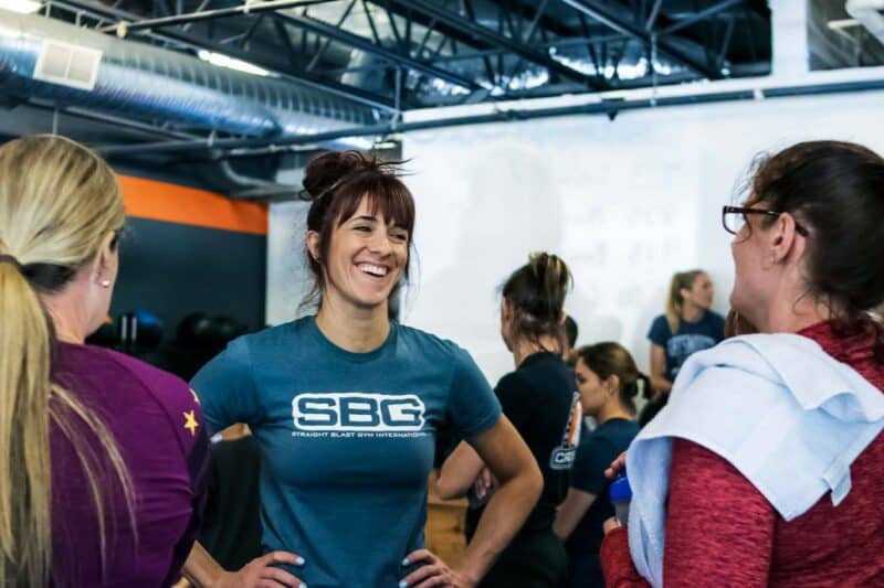 Group Fitness Classes in Buford