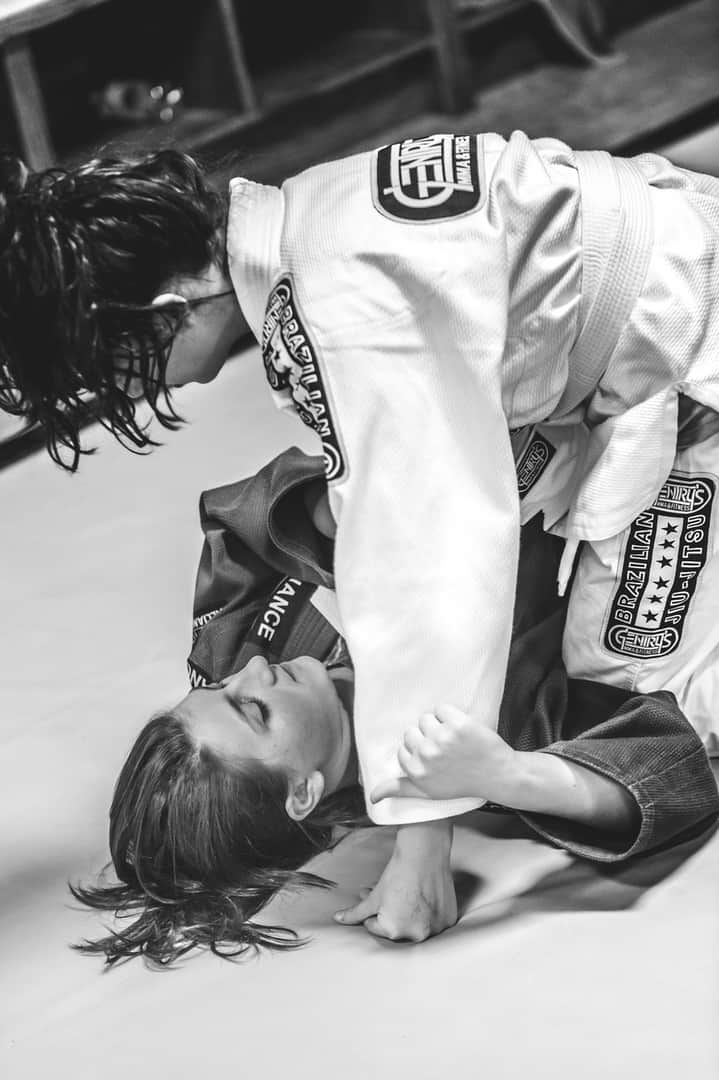 Kids Brazilian Jiu Jitsu Grappling at SBG Buford
