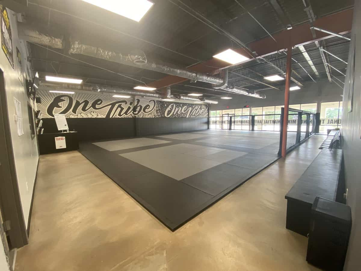 SBG Buford BJJ Room
